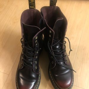 Dr Martens Cherry Red 1460's (Men's 12)